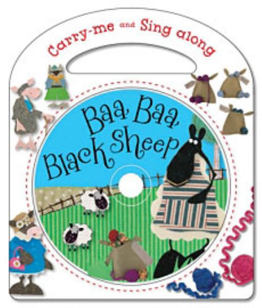 Baa, Baa, Black Sheep: and other Nursery Rhymes (Carry me and Sing Along)