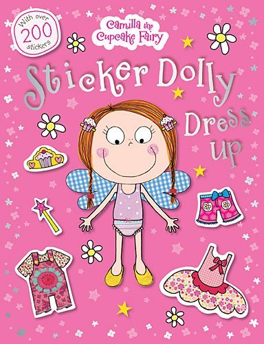 Sticker Dolly Dress Up (Camilla the Cupcake Fairy)