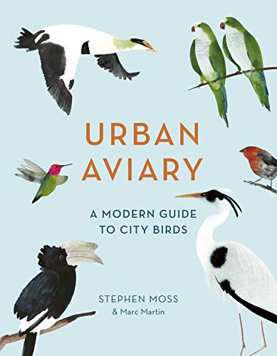 Urban Aviary: A Modern Guide to City Birds