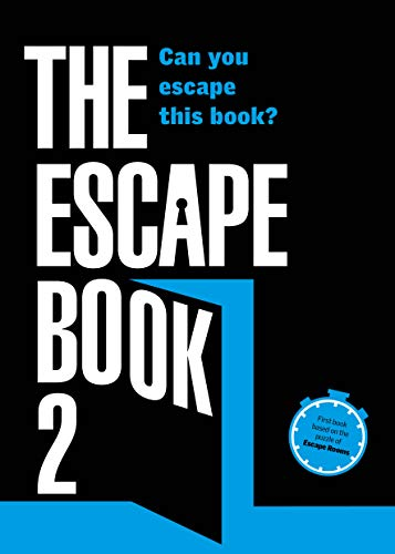 The Escape Book 2: Can You Escape This Book? (Escape Book Series, Bk. 2)
