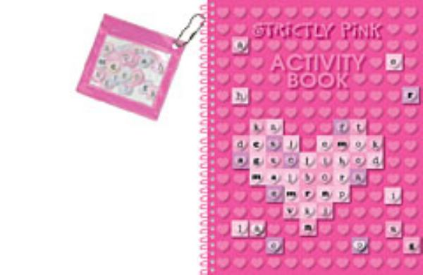 Strictly Pink Activity Book
