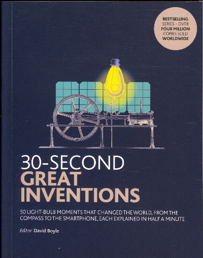 Great Inventions (30-Second)