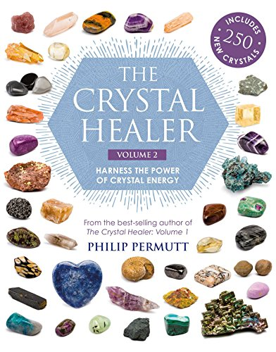 The Crystal Healer (Volume 2)