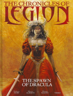 The Spawn of Dracula (Chronicles of Legion, Vol. 2)