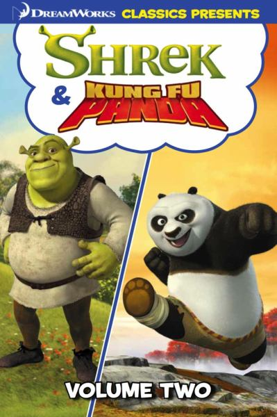 Consequences (Dreamworks Classics, Shrek & Kung Fu Panda Volume 2)