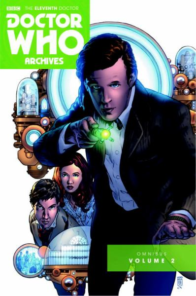 The Eleventh Doctor Archives (Doctor Who, Volume 2)