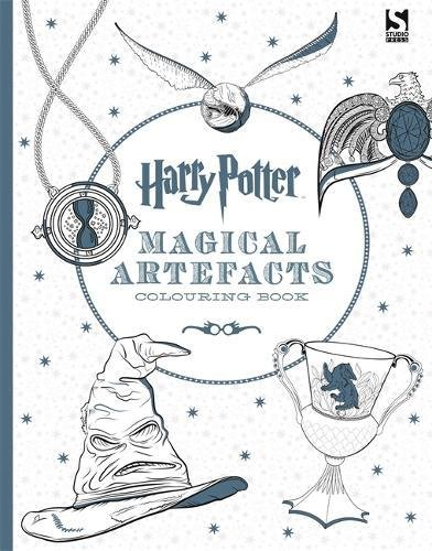 Magical Artefacts Colouring Book (Harry Potter)