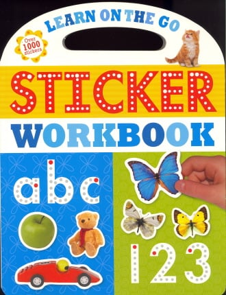 Sticker Workbook (Learn on the Go)