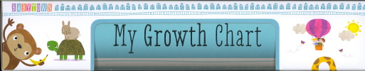 My Growth Chart (Babytown)
