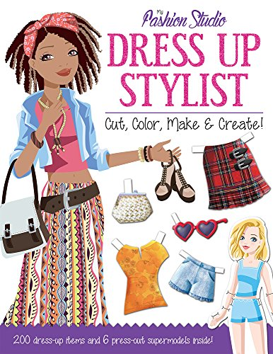 Dress Up Stylist (My Fashion Studio)