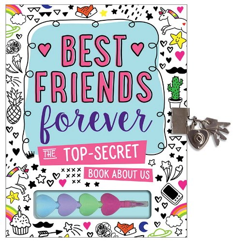 Best Friends Forever: The Top Secret Book About Us