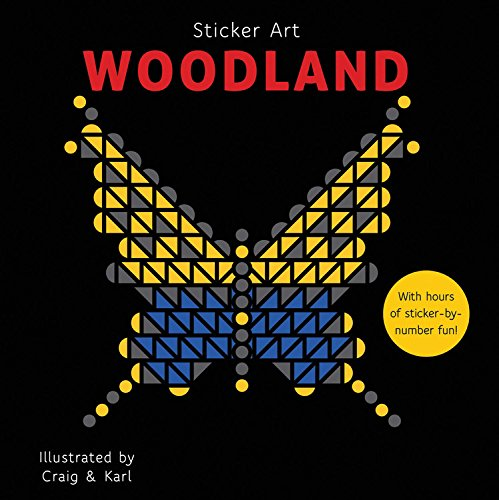 Woodland (Sticker Art)