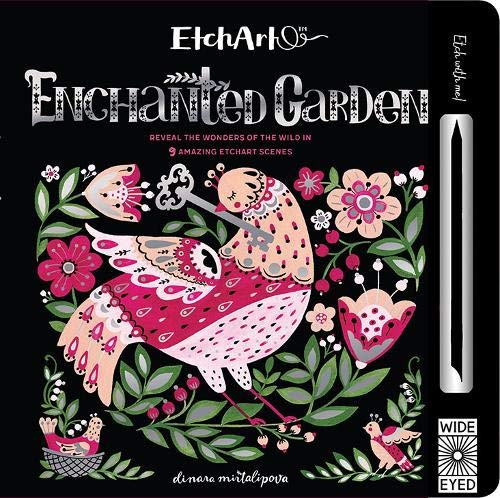 Enchanted Garden (EtchArt)