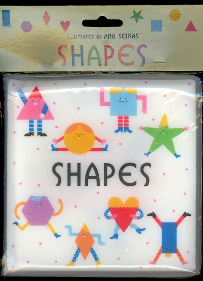 Shapes (First Concept Bath Book)