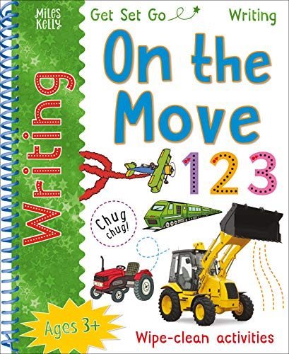 On The Move (Get Set Go: Writing)