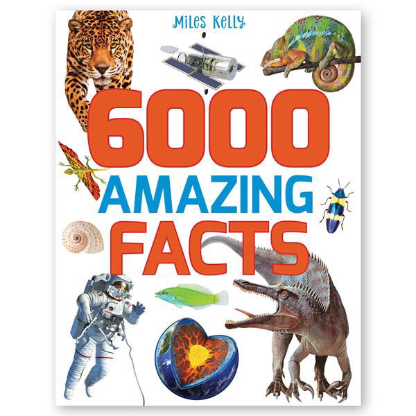 6000 Amazing Facts