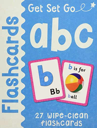 Get Set Go: Flashcards ABC