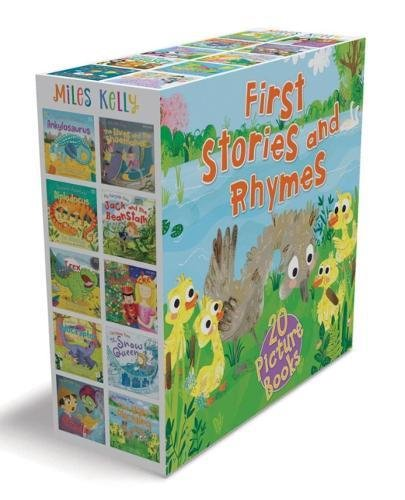 First Stories and Rhymes Box Set