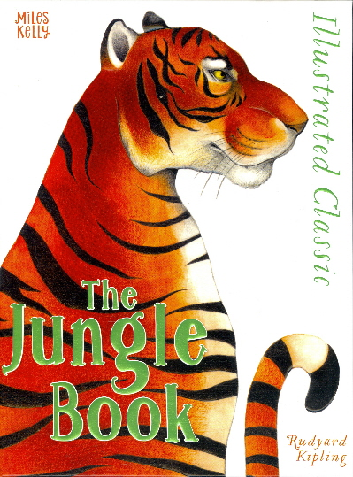 The Jungle Book (Illustrated Classic)