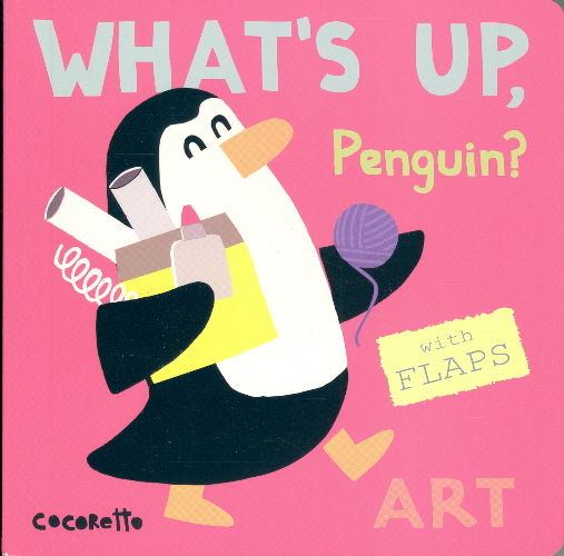 ?What's Up, Penguin?: Art (What's Up)