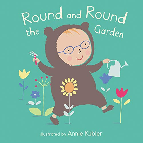 Round and Round the Garden (Baby Board Books)