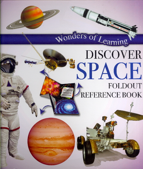 Discover Space Foldout Reference Book (Wonders of Learning)