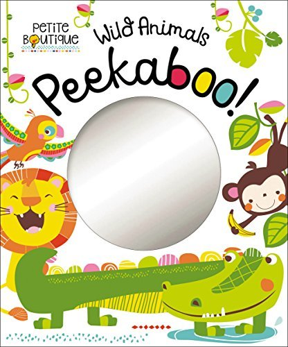 Peekaboo Touch and Feel (Petite Boutique)