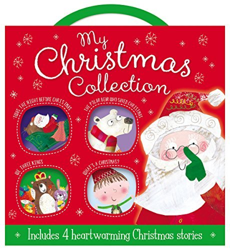 My Christmas Collection (Twas the Night Before Christmas/The Polar Bear Who Saved Christmas/Little Bear's Big Adventure/What's a Christmas?)