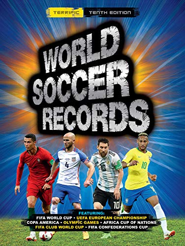 World Soccer Records 2019 (10th Edition)