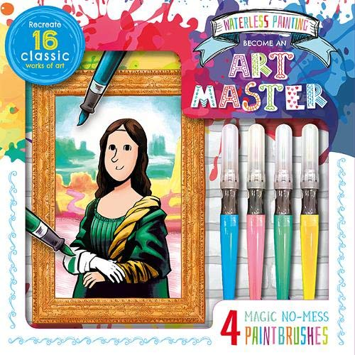 Become an Art Master (Waterless Painting Set)