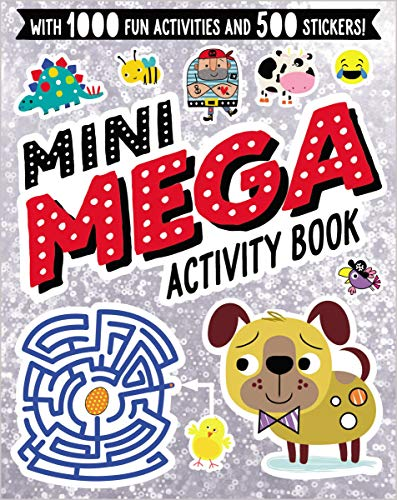 Mini Mega Activity Book