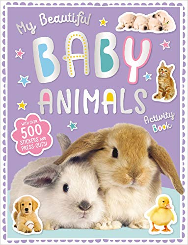 My Beautiful Baby Animals Activity Book