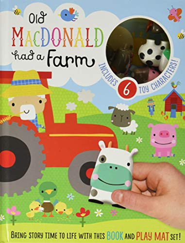 Old Macdonald Had a Farm (Book & Play Mat Set)