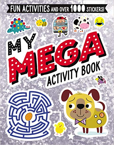 My Mega Activity Book