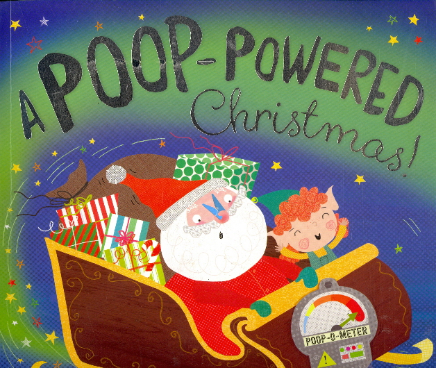 A Poop-Powered Christmas