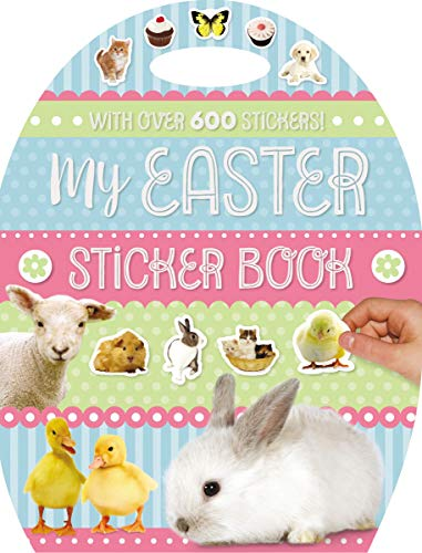 My Easter Sticker Book