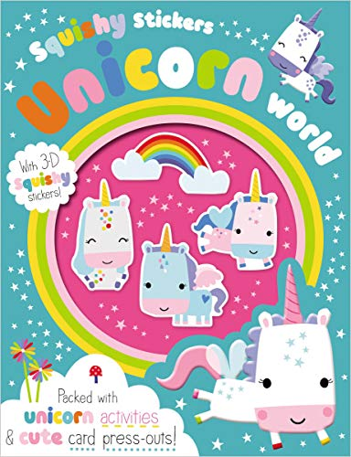 Unicorn World (Squishy Stickers)