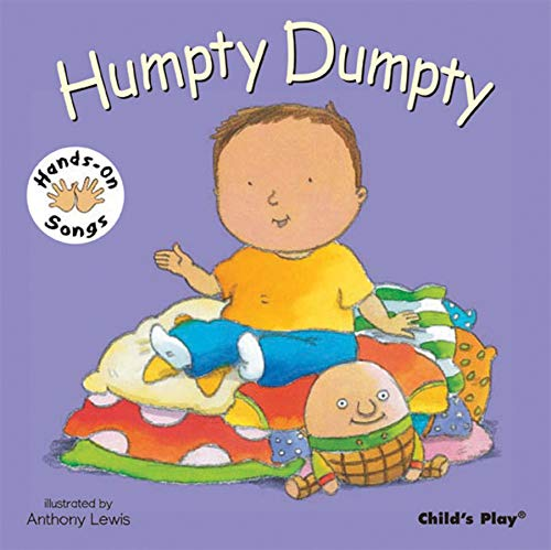 Humpty Dumpty: ASL (Hands-on Songs)