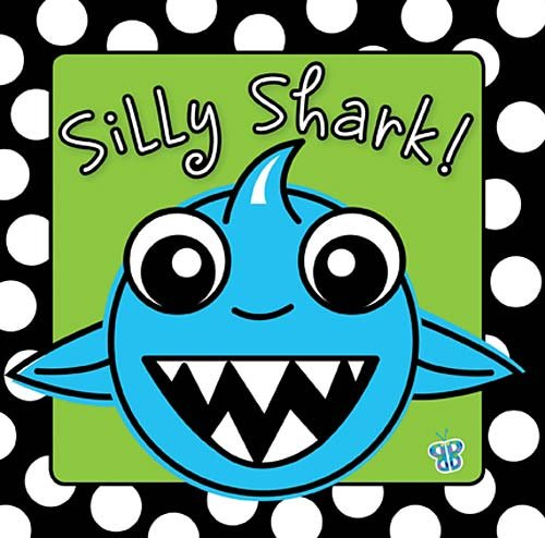 Silly Shark Bath Book (Busy Baby)