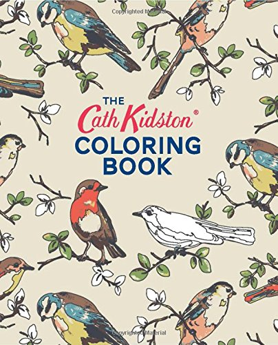 The Cath Kidston Coloring Book