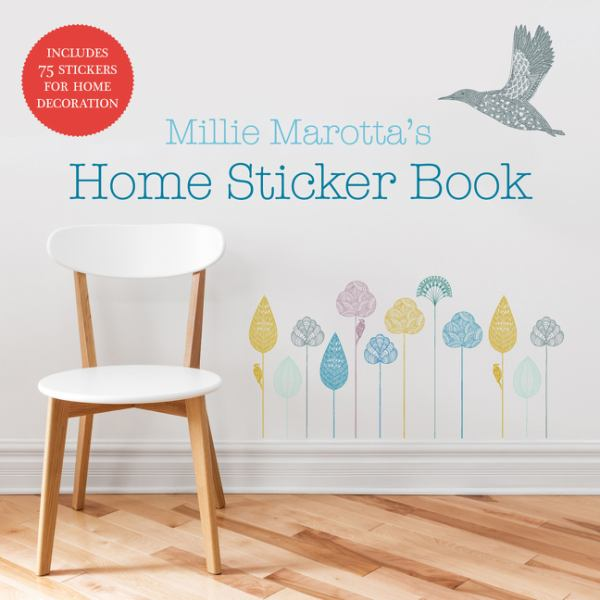 Millie Marotta's Home Sticker Book