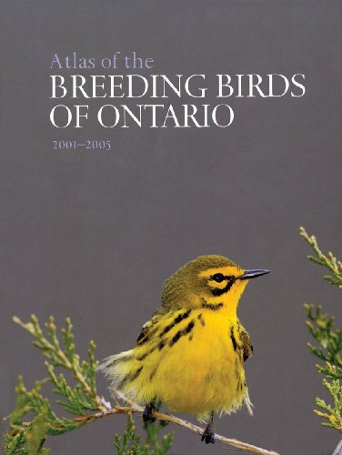 Atlas of the Breeding Birds of Ontario: 2001--2005