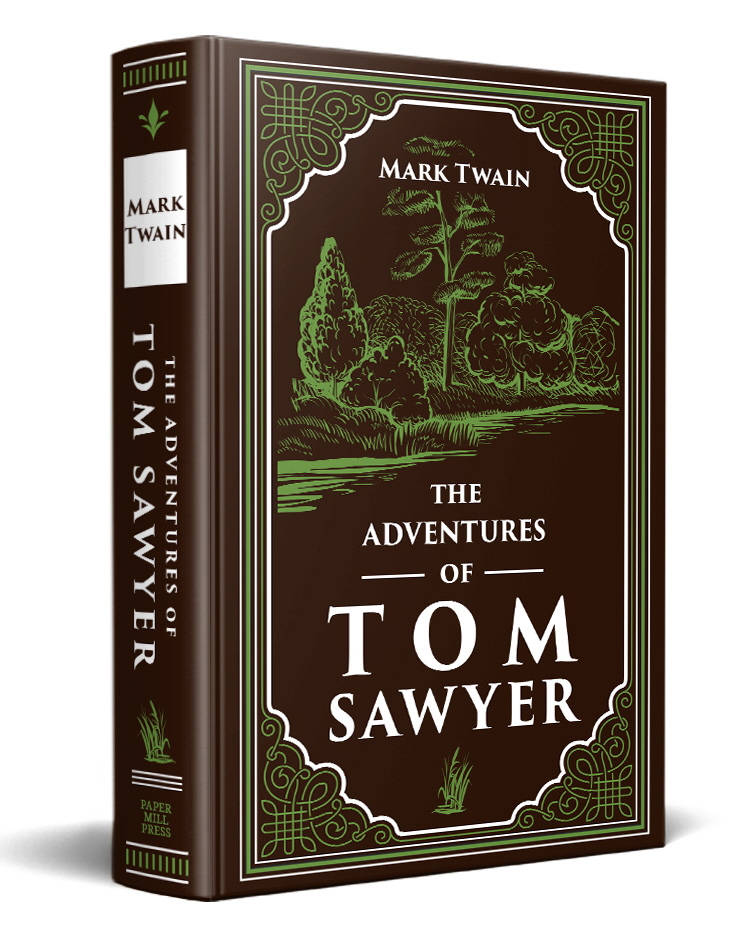 The Adventures of Tom Sawyer (Paper Mill Classics)