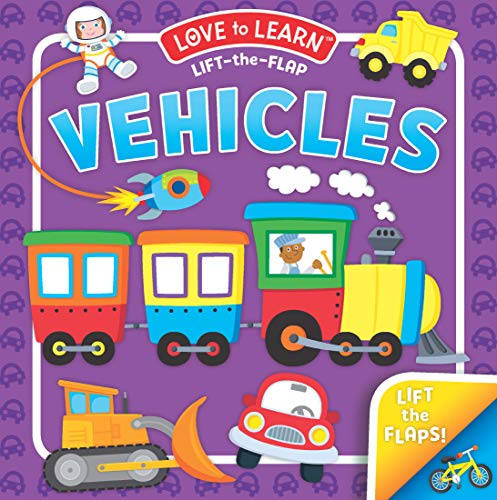 Vehicles (Love to Learn)