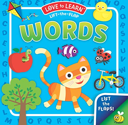 Words Lift-the-Flap (Love to Learn)