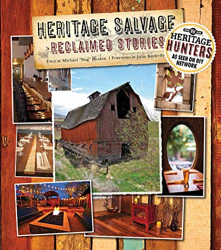 Heritage Salvage: Reclaimed Stories