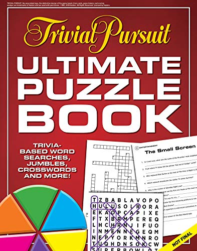 Trivial Pursuit Ultimate Puzzle Book