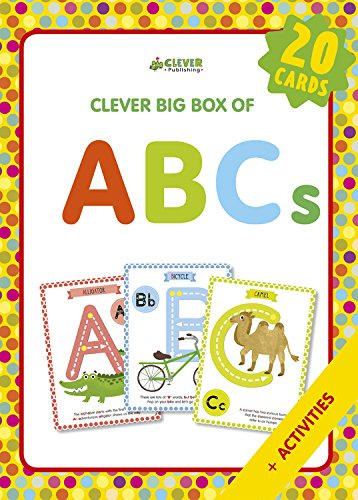 Clever Big Box of ABCs + Activities