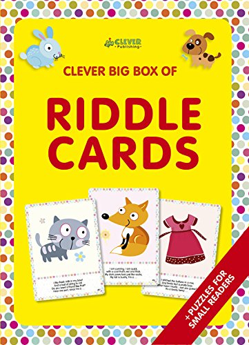 Riddle Cards: Memory Flash Cards (Clever Big Box Of)