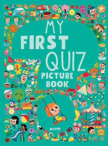 My First Quiz Picture Book (Clever Quiz Books)